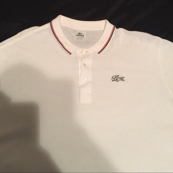 4708e338fd61 Imágenes de Mens Lacoste Polo Shirt Size 9