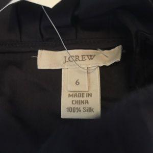 J. Crew Tops - J.CREW Silk Shirt