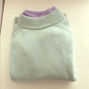 Jil Sander Sweaters - Jil Sander blue purple turtleneck sweater🎉🎉HP🎉
