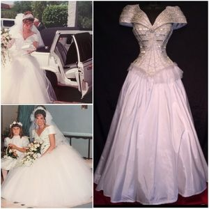 Eva Haynal Forsyth Wedding Dress
