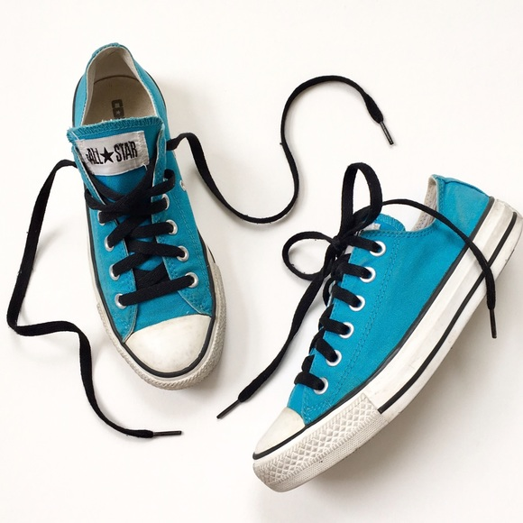 7bd908db56ef Converse Shoes - Converse All-Star Canvas Low-Top with Black Laces