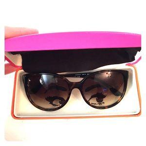 Kate Spade cat eye shades