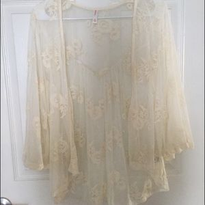 Other - Target sheer cardigan