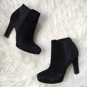 Via Spiga Shoes - Via Spiga suede booties