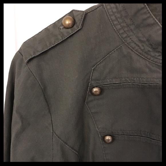 Xhilaration Jackets & Coats - Cute Military Style Jacket