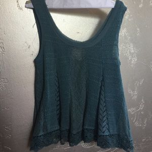Anthropologie lace top!!