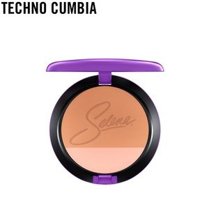 MAC Selena - Powder Blush Duo / Techno Cumbia