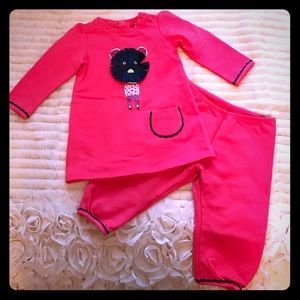 Little Marc Jacobs Other - One time worn Jogging set w/character print