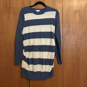 Liz Lange xl maternity sweater
