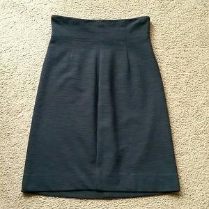 Diane von Furstenberg Dresses & Skirts - DVF high waisted black chichi skirt sz 0