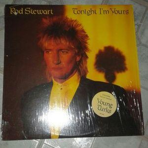 Rod Stewart record
