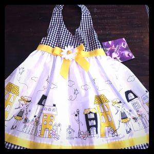 Blueberi Boulevard Other - NWT! Adorable toddler dress