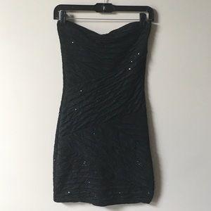 Forever21 sequin bodycon dress