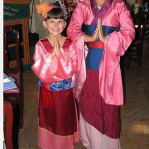 Disney Costumes - Disney princess Mulan costume  sc 1 st  Poshmark & Disney Costumes   Princess Mulan Costume   Poshmark