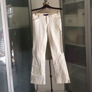 Ralph Lauren Purple Label Pants - Ralph Lauren purple label bone white riding pants
