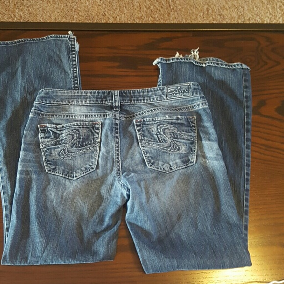 89% off Silver Jeans Denim - Womens silver jeans size 30/33 from ...