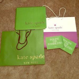 Kate Spade Bag Bundle