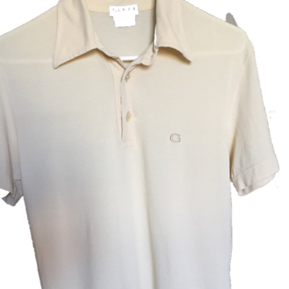 207f2bf0a0d0 Gucci Shirts   Mens Authentic Pale Yellow Polo Large Eu   Poshmark