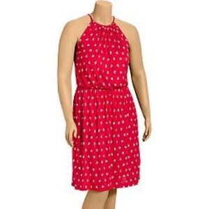 NWOT Sailboat dress