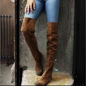 Free People Shoes - Over the knee Boots