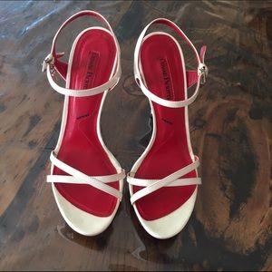 Cesare Paciotti Shoes - Cesare Paciotti white shoes size 37