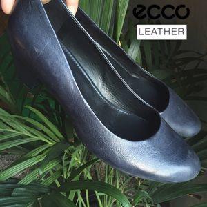 Ecco Shoes - ECCO Leather Heels