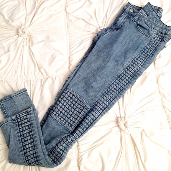 60 Off Lf Denim Rare Lf Carmar High Waisted Jeans From
