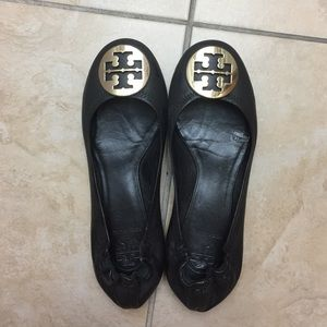 Tory Burch - Black Ballet Flats