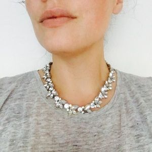 Boutique Jewelry - Diamond Statement Necklace