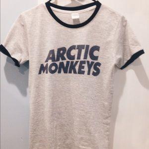 03608b0ba Forever 21 Tops Arctic Monkeys Shirt Poshmark