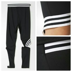 Adidas pantaloni rita o trapezio leggings poshmark