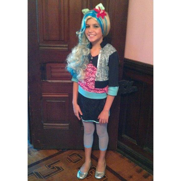 Monster High Lagoona Blue Kostuem.Monster High Costumes Monster High Lagoona Blue Costume Poshmark