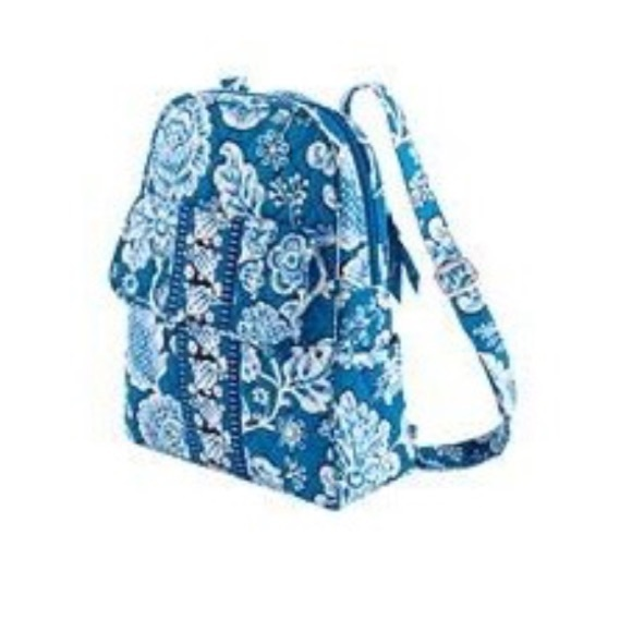 blue lagoon Vera Bradley mini backpack. Listing Price: $35. Your Offer