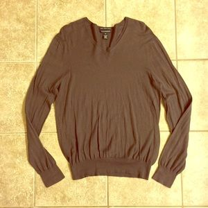 Club Monaco Other - Brown Vneck Sweater