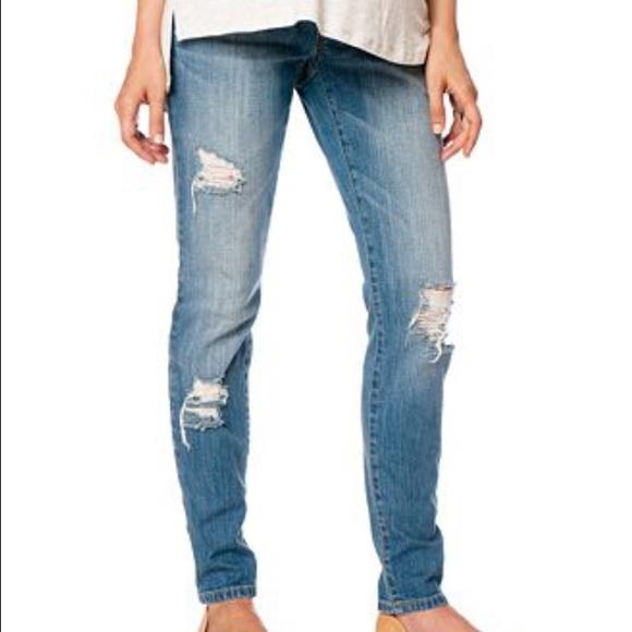 2f343774bb7bd 👶Wendy Bellissimo MATERNITY Skinny Jeans SZ L. M_57f47d7ebcd4a7cabd00b038