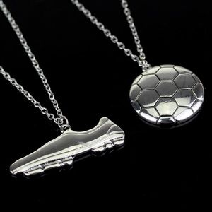 Other - Ball & Shoe Necklace