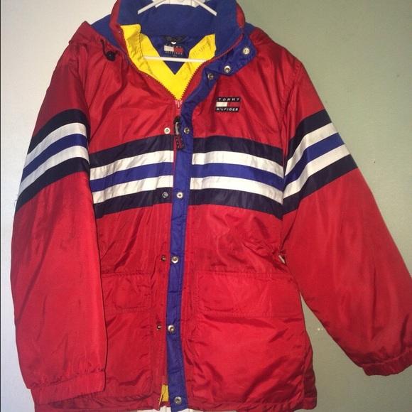 64347b63281 Tommy Hilfiger Jackets & Coats | Vintage Puffer Jacket | Poshmark