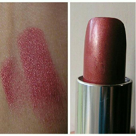 Lancome Makeup - Lancome Metallic Lipstick Makeup NEW Oh La la Red