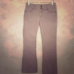 London Fog Pants - LONDON FOG Lt. Grey Corduroys
