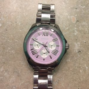Women's Fossil Boyfriend Watch