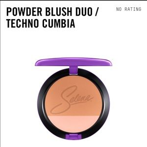 MAC Cosmetics Other - MAC Selena Techno Cumbia powder blush duo
