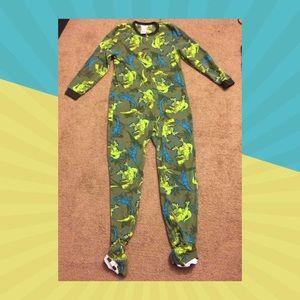 Komar Kids Other - Boys size 10-12 pajamas with feet!