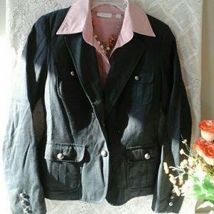 New York & Company Jackets & Blazers - 👓Formal pinstripe jacket⌚