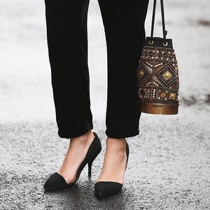 Jeffrey Campbell Shoes - Jeffrey Campbell x Free People D'orsay Heels