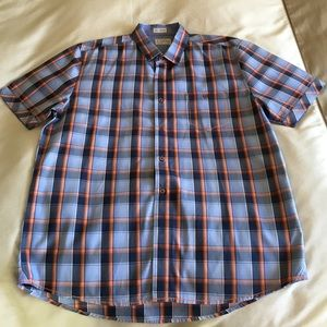 7 Diamonds Other - MENS short sleeve button up