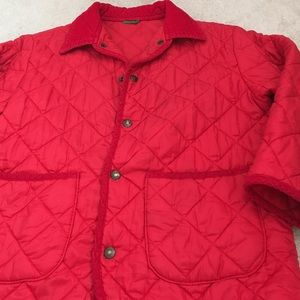 United Colors Of Benetton Other - Benetton girls quilted field jacket