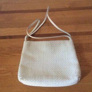 Handbags - White leather Handbag