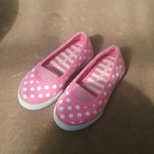 Hanna Andersson Other - Hanna Andersson slip on shoes Sz toddler 10