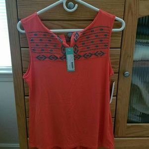Loveappella Tops - Stitch Fix Loveappella Shirt