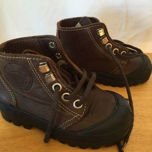 Pom D'Api Other - Made in France Pom D'Api kids hiking boots
